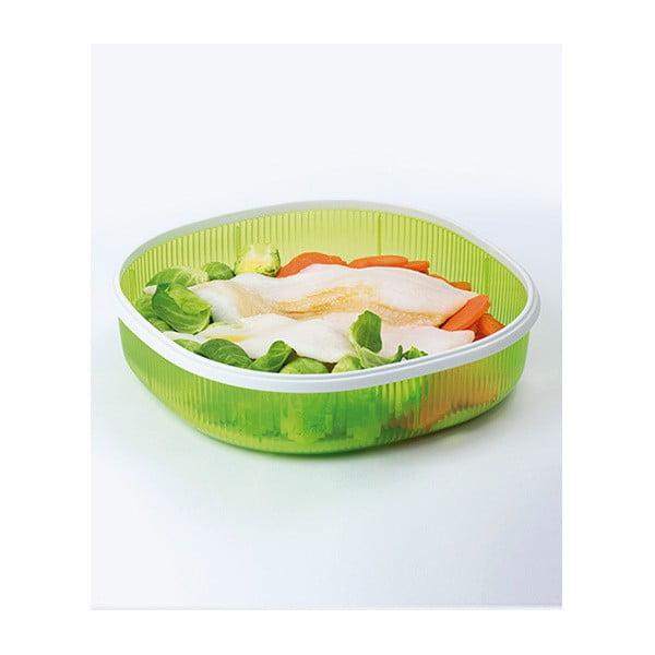Sada na naparovanie potravín v mikrovlnke Snips Dish Steamer, 2 l