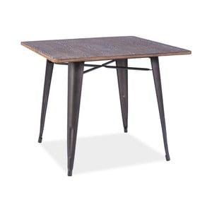 Jedálenský stôl Signal Almir, 90×90cm