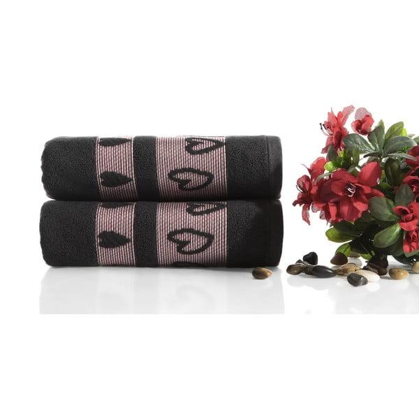Sada 2 uterákov Larisa V4, 50x90 cm