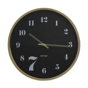 Nástenné hodiny Salt&Pepper Zone, 50cm