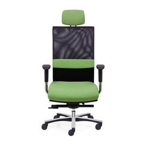 Kancelárske kreslo Reflex Balanc XL, zelené