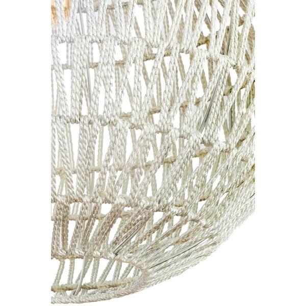 Závesný luster Fisura Hive Silver, 50cm