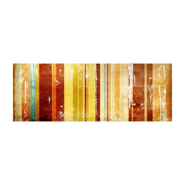 Koberec z vinylu Cocina Rayas, 66x180 cm
