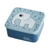 Modrý desiatový box Done By Deer