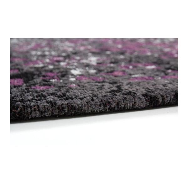 Sivo-fialový koberec Kayoom Violet Autumn, 160x230cm