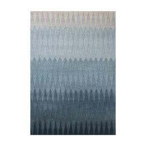 Vlnený koberec Acacia Blue, 200x300 cm