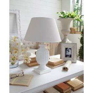 Stolná lampa White Shabby