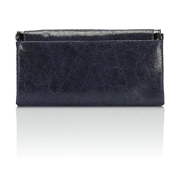 Kožená kabelka Giorgio Costa 15023 Blue