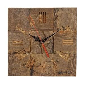 Nástenné hodiny Natural Roman