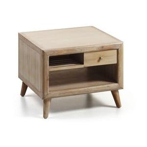 Konferenčný stolík z dreva Mindi Moycor Bromo, 60 × 60 × 45 cm