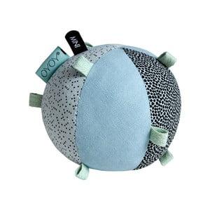 Modrá detská hračka z organickej bavlny OYOY Blue Friend