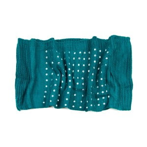 Kruhový šál Mia Blue