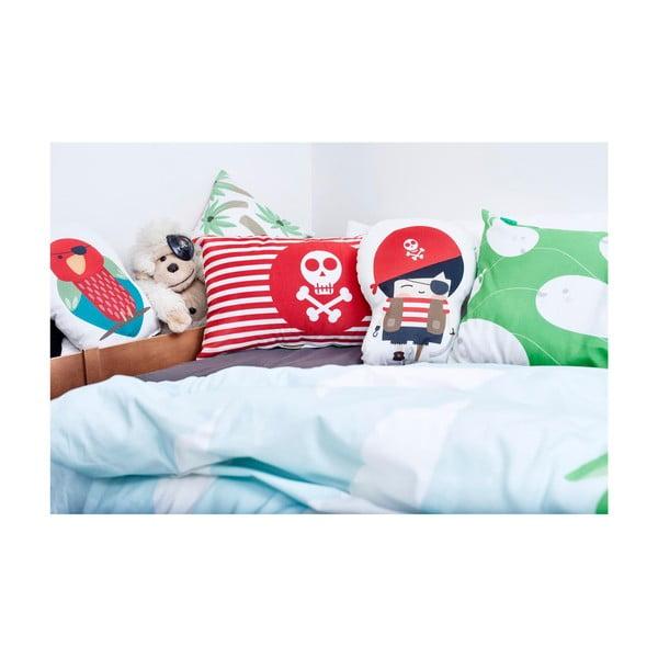 Detské obliečky z čistej bavlny Happynois Pirata, 140×200cm