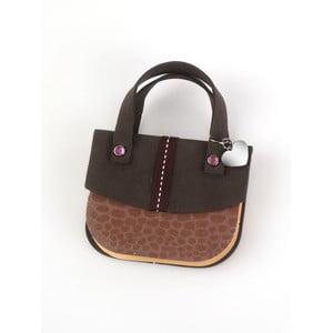 Poznámkový bloček Thinking gifts Croc Handbag