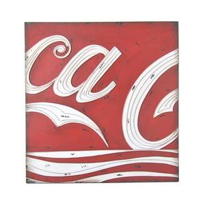Dekorácia na stenu Coca-Cola
