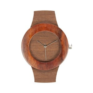 Drevené hodinky Analog Watch Co. Makore & Red Sanders