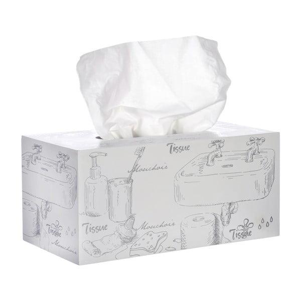 Box na papierové vreckovky Rect Tissue