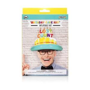 Nafukovacie párty čiapky NPW Birthday Hat Adult