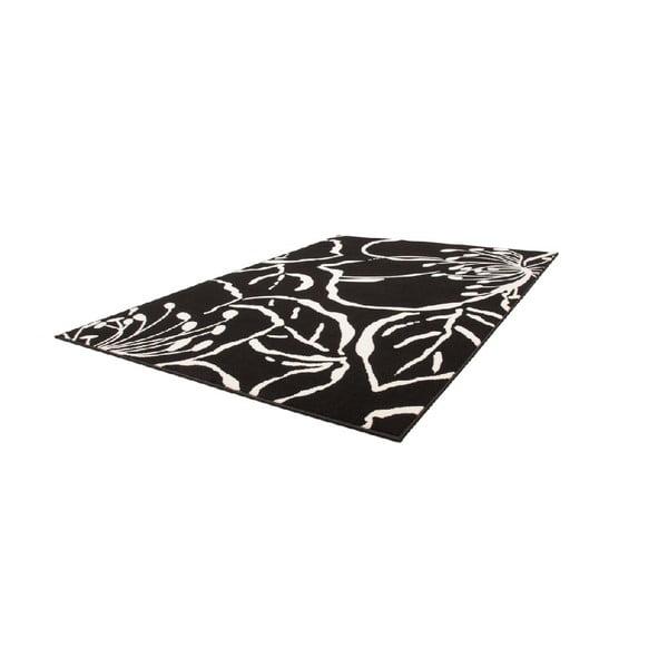 Koberec Saga 1634 Black, 80x150 cm