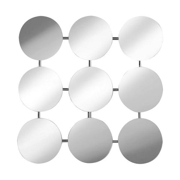 Zrkadlo Nine Circles, 50x50 cm