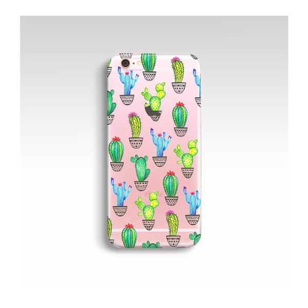 Obal na telefón Cactus pre iPhone 5/5S