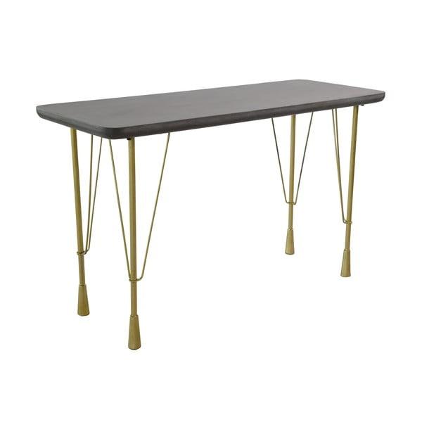 Konzolový stolík RGE Lova, 122x28 cm