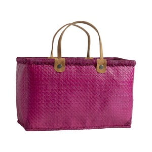 Nákupná taška Shopping, ružová
