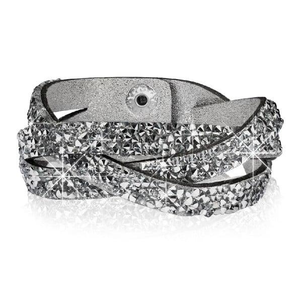 Náramok Silver Dust, 21 cm