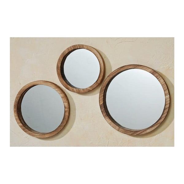 Sada 3 zrkadiel Boltze Jones