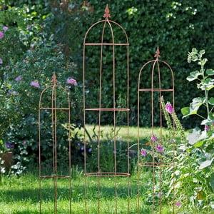 Sada 3 záhradných dekorácií Boltze Bari