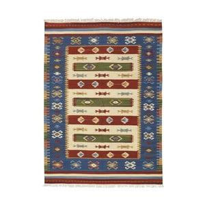 Ručne tkaný koberec Kilim Classic AK07 Mix, 155x215 cm