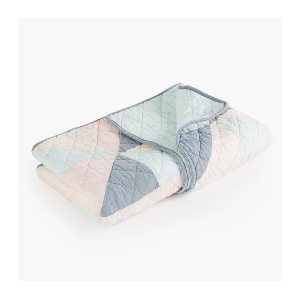 Prikrývka Bebe Pastel, 120x120 cm