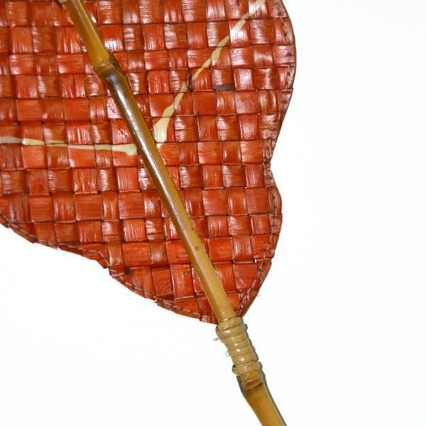 Rákosová dekorácia Cane Orange, 200 cm