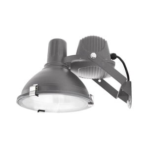 Veľké sivé nástenné svietidlo NORR11 Industrial