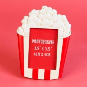 Fotorámček v tvare popcornu Just 4 Kids Fast Food Popcorn