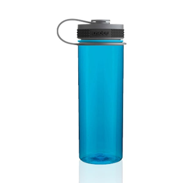 Športová fľaša Pinnacle, modrá