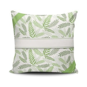 Vankúš s prímesou bavlny Cushion Love Ferto, 45 × 45 cm