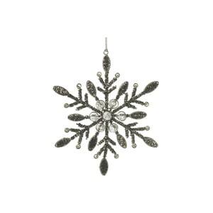 Závesná vianočná dekorácia Parlane Crystal