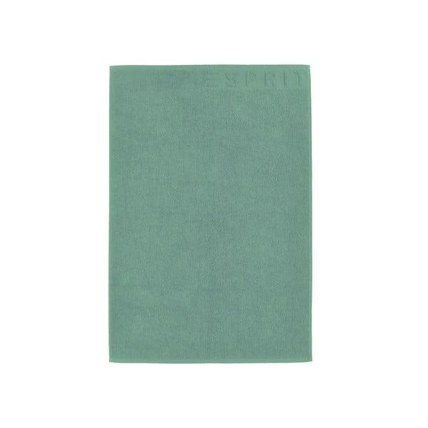 Kúpeľňová predložka Esprit Solid 60x90 cm, zelená