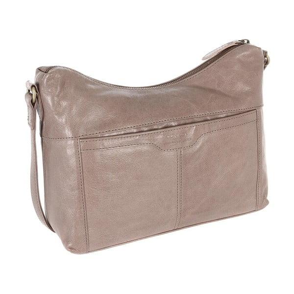 Dámska kožená taška Angel Zinc