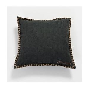 Vankúš Medley CUSHIONit Black, 41x41 cm
