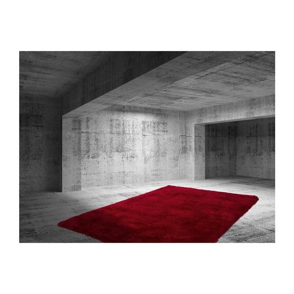 Koberec Karima Red, 80x150 cm