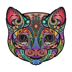 Samolepka Ambiance Multicolor Cat