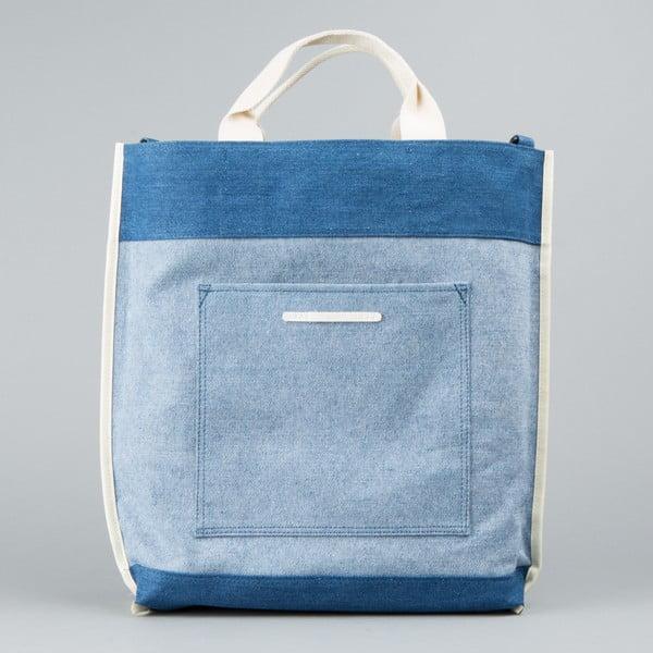 Obojstranná taška R Tote 231, tmavo modrá