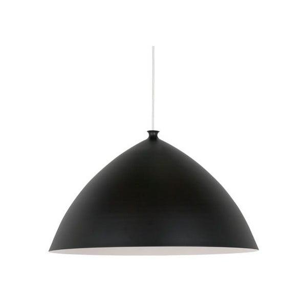 Čierno-biele závesné svietidlo Nordlux Slope