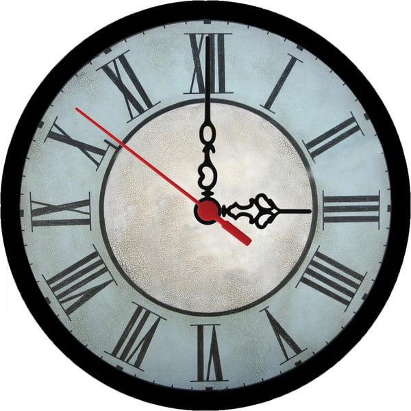 Nástenné hodiny Vintage Bold, 30 cm