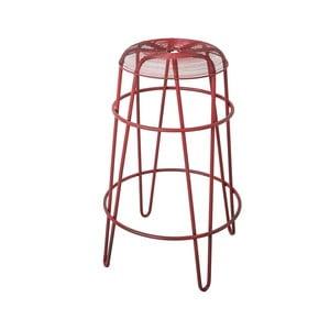 Barová stolička Antic Line Bobby Rouge, ø 43,5 cm