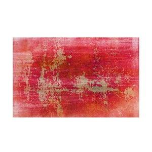 Koberec z vinylu Grunge Rojo, 99x120 cm