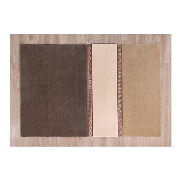 Hnedý koberec EMKO Lietuva