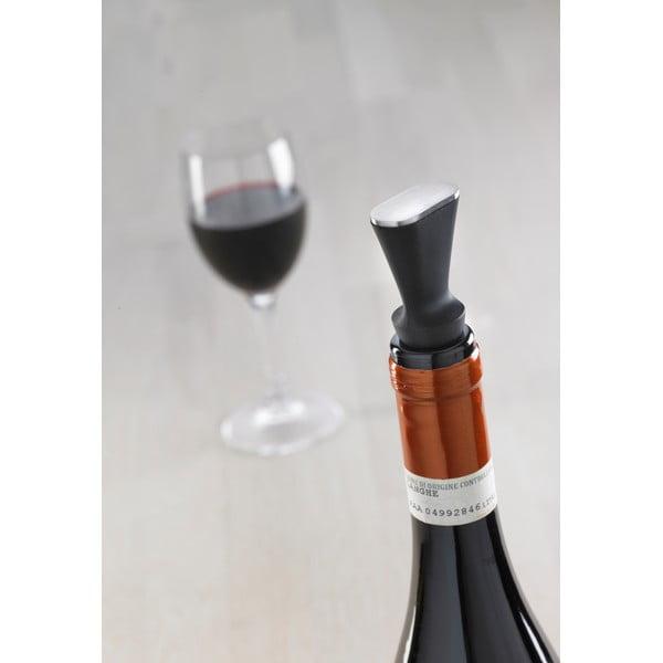 Zátka do fľaše na víno Steel Function Wine